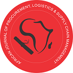 AFRICAN JOURNAL OF PROCUREMENT, LOGISTICS & SUPPLY CHAIN MANAGEMENT