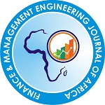 FINANCE & MANAGEMENT ENGINEERING JOURNAL OF AFRICA